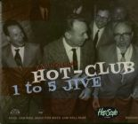 "LP  ✦ RAY COLLINS' HOT CLUB ✦ ""1 To 5 Jive"""